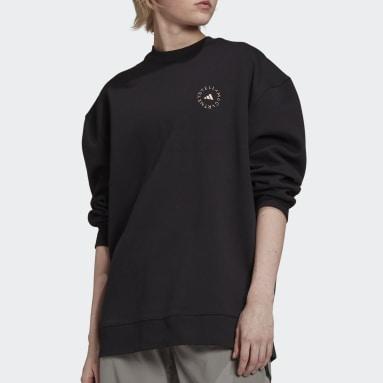 Kvinder adidas by Stella McCartney Sort adidas by Stella McCartney SC sweatshirt