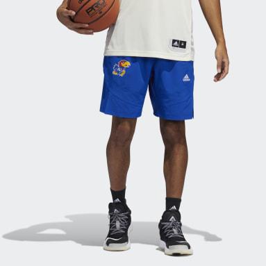Men's Basketball Blue Jayhawks NCAA Swingman Shorts