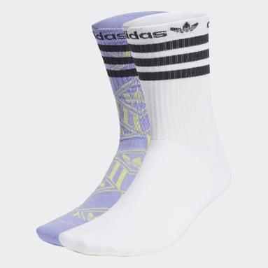 Originals viacfarebná Ponožky Crew (2páry)