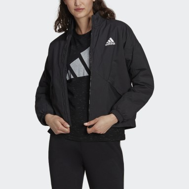 Women City Outdoor Black Back to Sport Light Insulated Jacket
