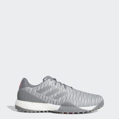 Men's Golf Grey CodeChaos Sport Golf Shoes