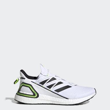 Running White Ultraboost 20 Explorer Shoes