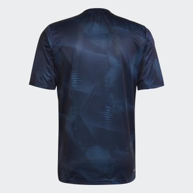 Men Rugby Blue LEIN TRG TEE