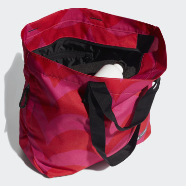 Tote bag With Marimekko Laine Print Rose Femmes Studio