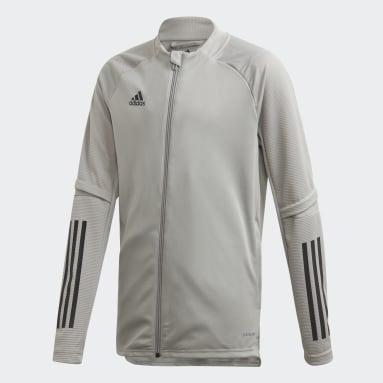 Kids Gym & Training Grey Condivo 20 Training Jacket