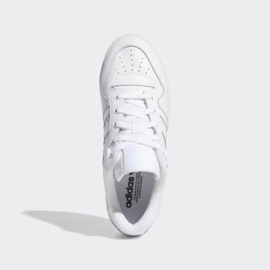 Chaussure Rivalry Low Blanc Originals