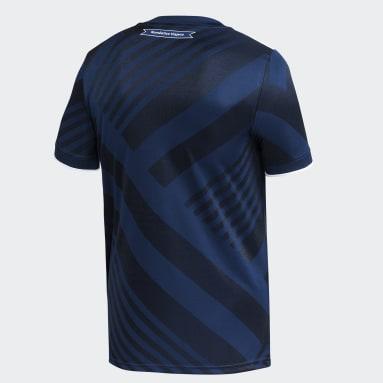 Camiseta Local Club Universidad de Chile 20/21 (UNISEX) Azul Niño Fútbol