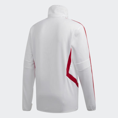 Arsenal Warm Top Bialy