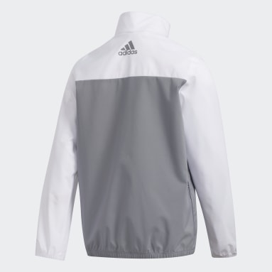 Boys Golf Hvid Provisional jakke