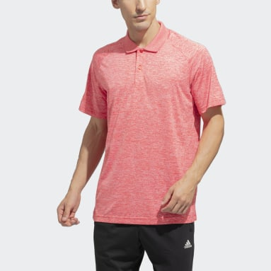 Men Training Red Corp CL Polo Tee