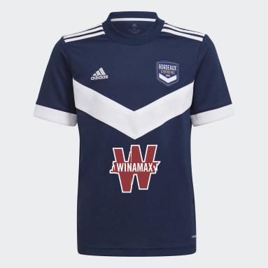 Camiseta primera equipación FC Girondins de Burdeos 21/22 Azul Niño Fútbol