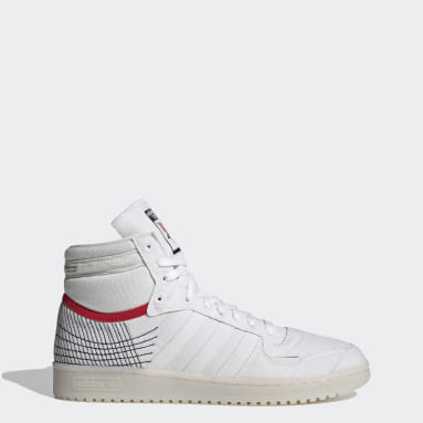 Originals Vit Top Ten Shoes