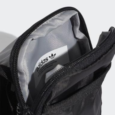 Originals Premium Essentials Crossbody-Tasche Schwarz