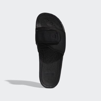Originals Sort Pharrell Williams Chancletas Hu sandaler