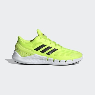 Running Yellow Climacool Ventania Shoes