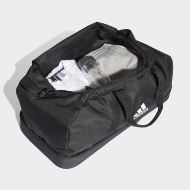 Fußball Tiro Primegreen Bottom Compartment Duffelbag L Schwarz