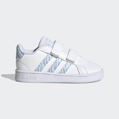 Infant & Toddler Essentials White Grand Court Shoes