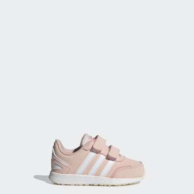Kids Running Pink VS Switch Shoes
