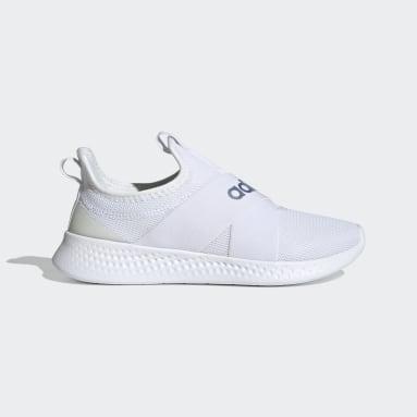 Women's Essentials White Puremotion Adapt Shoes
