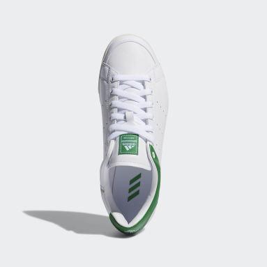 Männer Golf Adicross Classic Schuh Weiß
