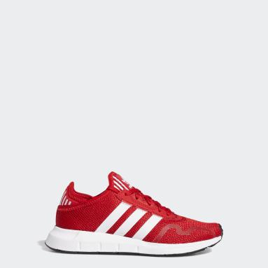 Kids Originals Red Swift Run X Shoes