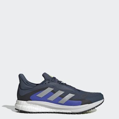 Löpning Blå SolarGlide 4 GORE-TEX Shoes