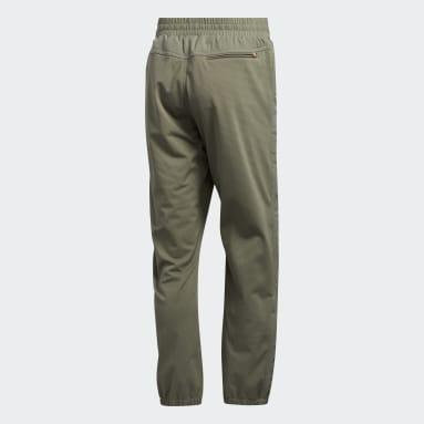 Pantaloni FA Tech Verde Uomo Originals