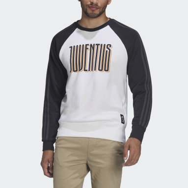 Sudadera cuello redondo Juventus Graphic Negro Hombre Fútbol