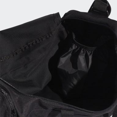 Tréning A Fitnes čierna Taška Linear Duffel