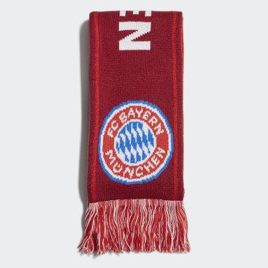 Écharpe FC Bayern Rouge Football