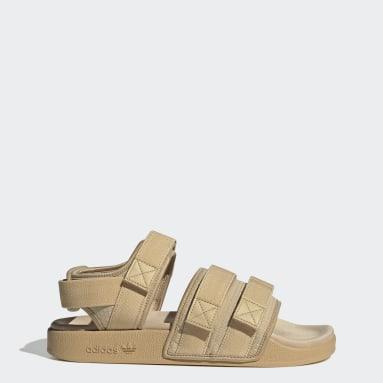 Adilette 2.0 Sandaler Beige