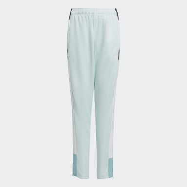 Pantaloni da allenamento Tiro Verde Ragazzo Calcio