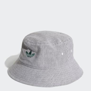 Originals White Sport Bucket Hat