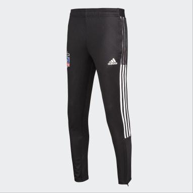 Pantalón de Entrenamiento Colo Colo Negro Niño Fútbol