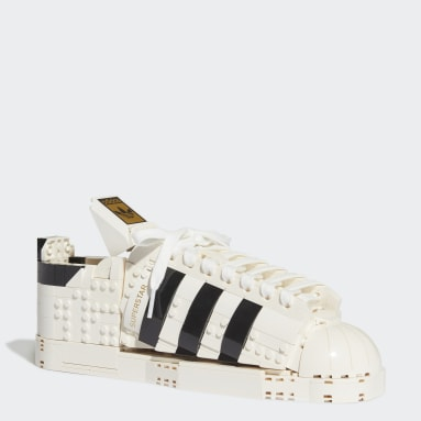 Originals biela Tenisky LEGO® adidas Originals Superstar