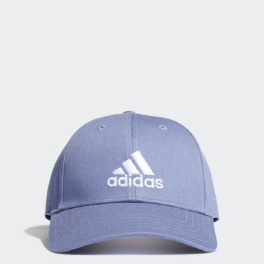 Training Purple Baseball Cap