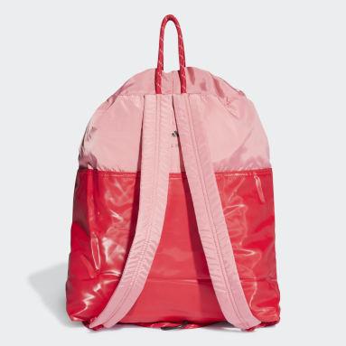 Dames Studio Roze adidas by Stella McCartney Gym Tas