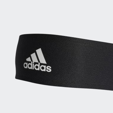 Tennis Black Tennis Two-Color AEROREADY Reversible Headband