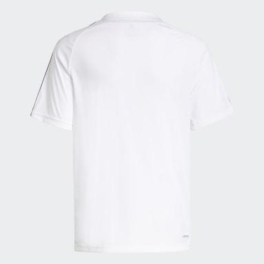 белый Футболка adidas Sereno AEROREADY