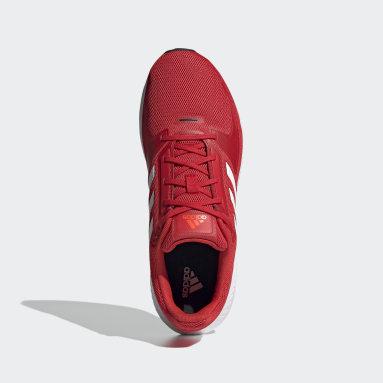 Zapatilla Runfalcon 2.0 Rojo Hombre Running