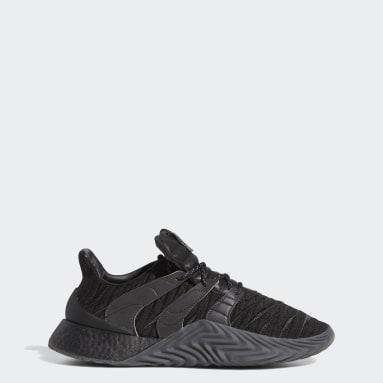 Originals Black Pharrell Williams Sobakov 2.0 Shoes