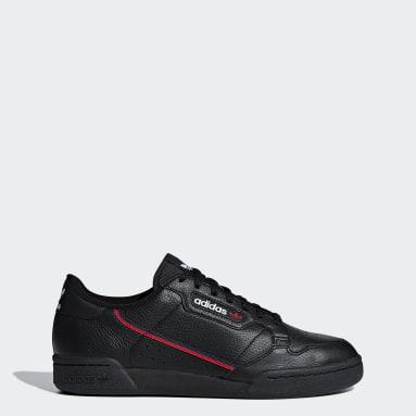 Originals Continental 80 Schuh Schwarz