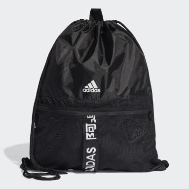 Training Black 4ATHLTS Gym Bag