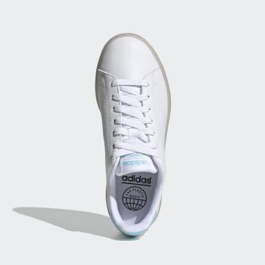Tenis Advantage Eco Blanco Mujer Essentials