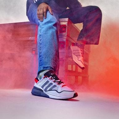 Chaussure ZX 2K Boost Pure blanc Originals