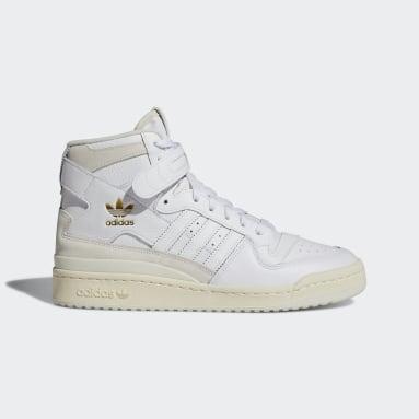 Chaussure Forum84 Hi Blanc Originals