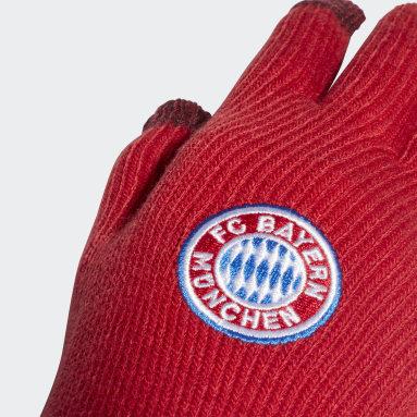 Gants FC Bayern Rouge Football