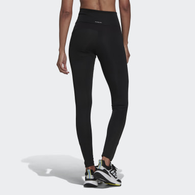 Women's Training Black Feelbrilliant Designed to Move Twinkle 7/8 Tights