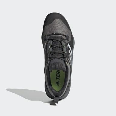 Zapatillas de Senderismo Terrex Swift R3 GORE-TEX Gris Mujer TERREX