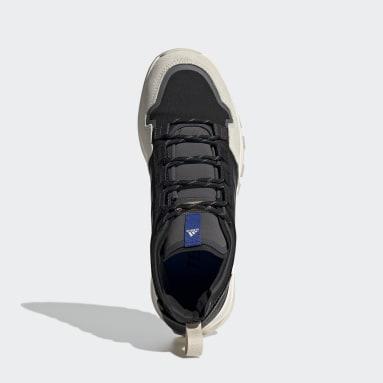 Men TERREX Black Terrex Hikster Low Hiking Shoes